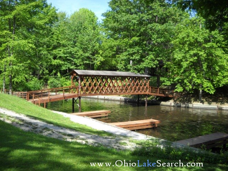 Covered Bridge at Roaming Shores
