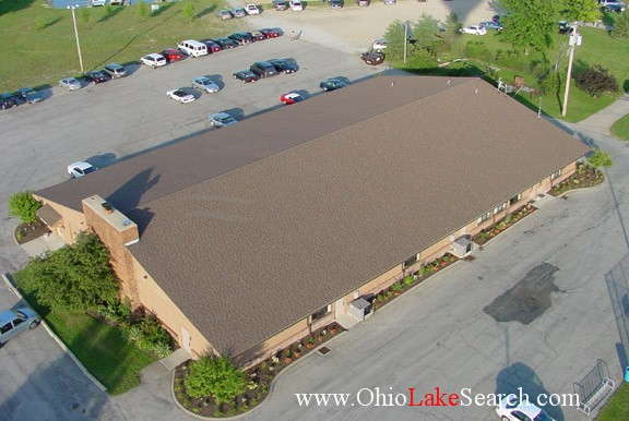 Lake Choctaw Ohio Clubhouse