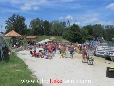 Lakefest at Holiday Lakes Ohio