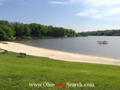 Holiday Lakes Ohio Beach