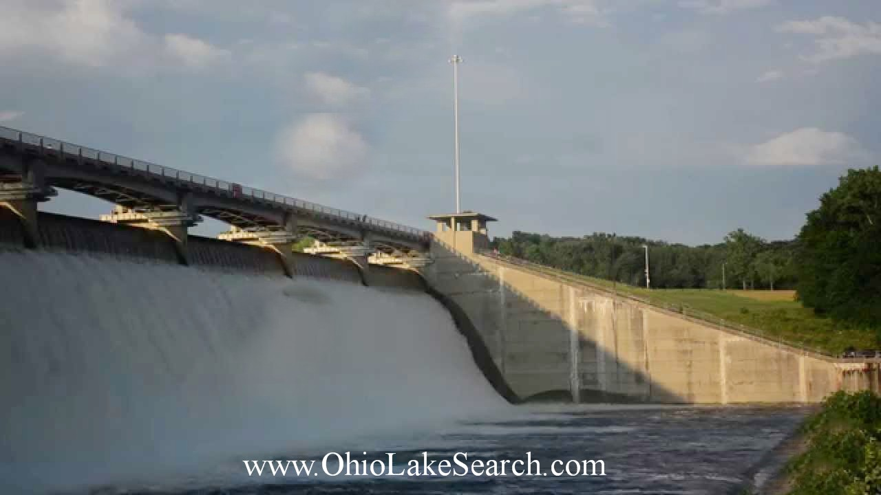 Hoover Reservoir Ohio Dam