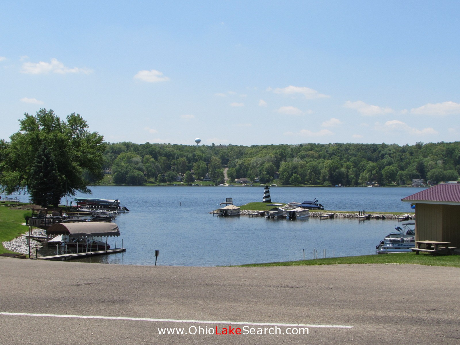 Lake Mohawk Ohio Marina