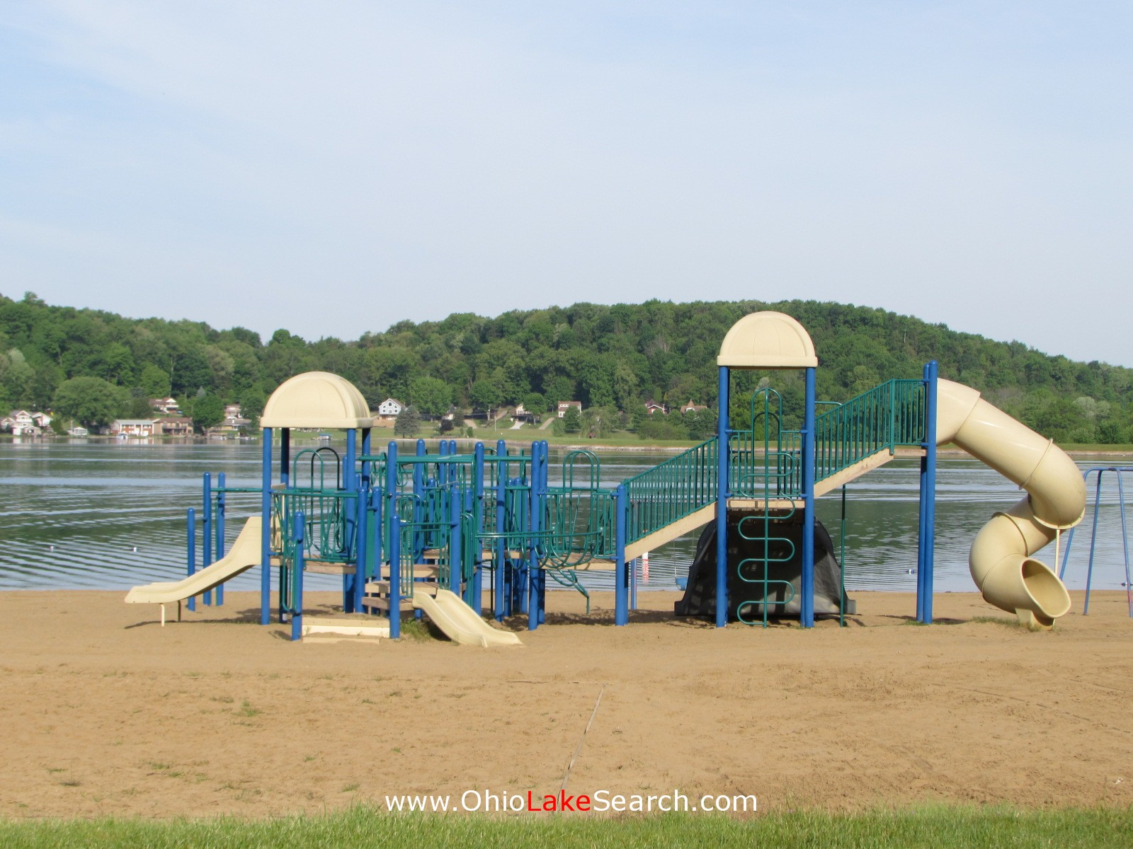 Lake Mohawk Ohio Playground