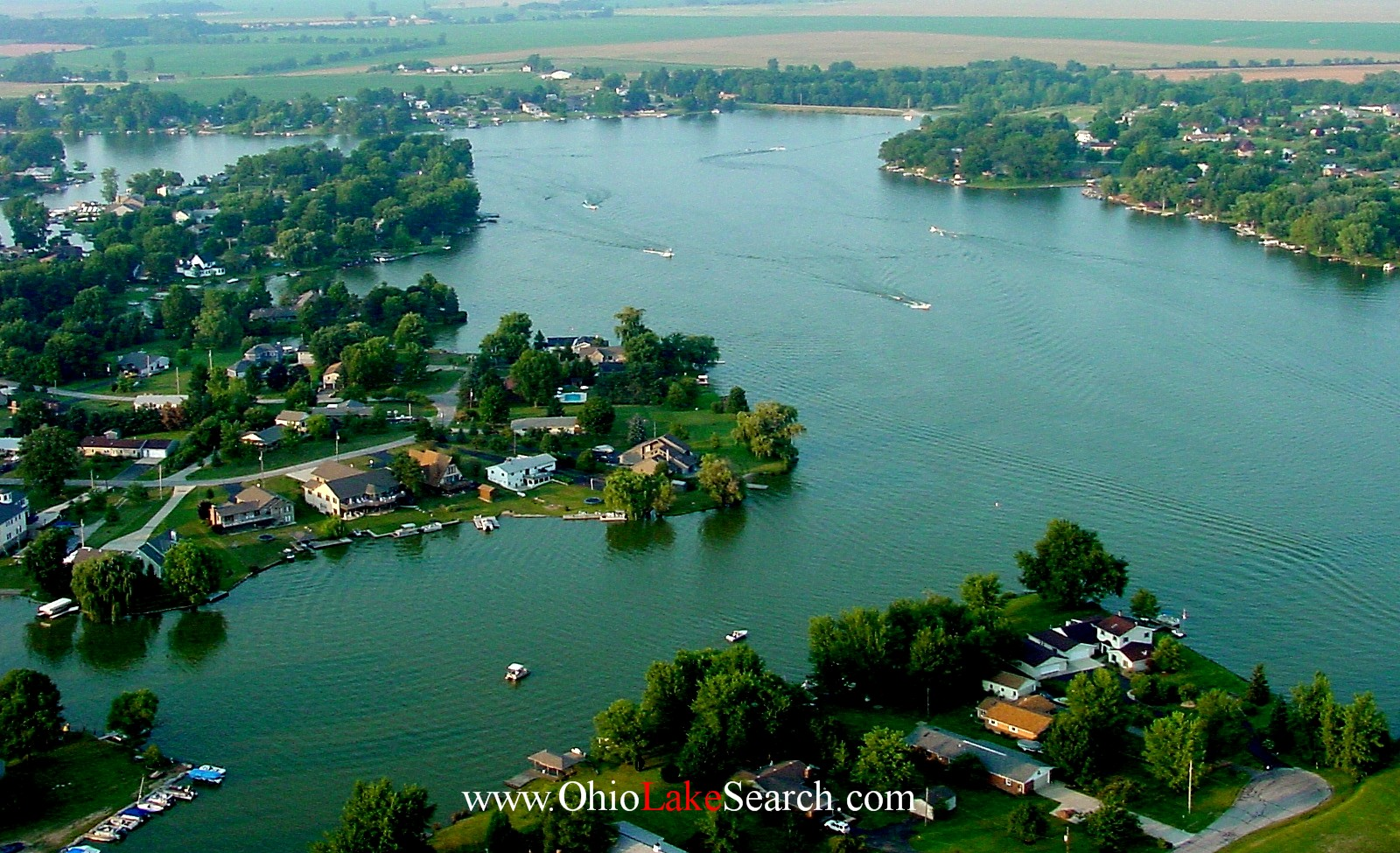 Lake Choctaw Ohio North